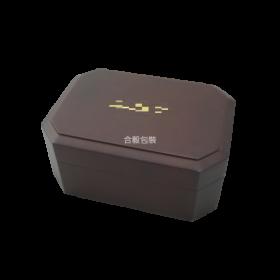 八角木製錶盒